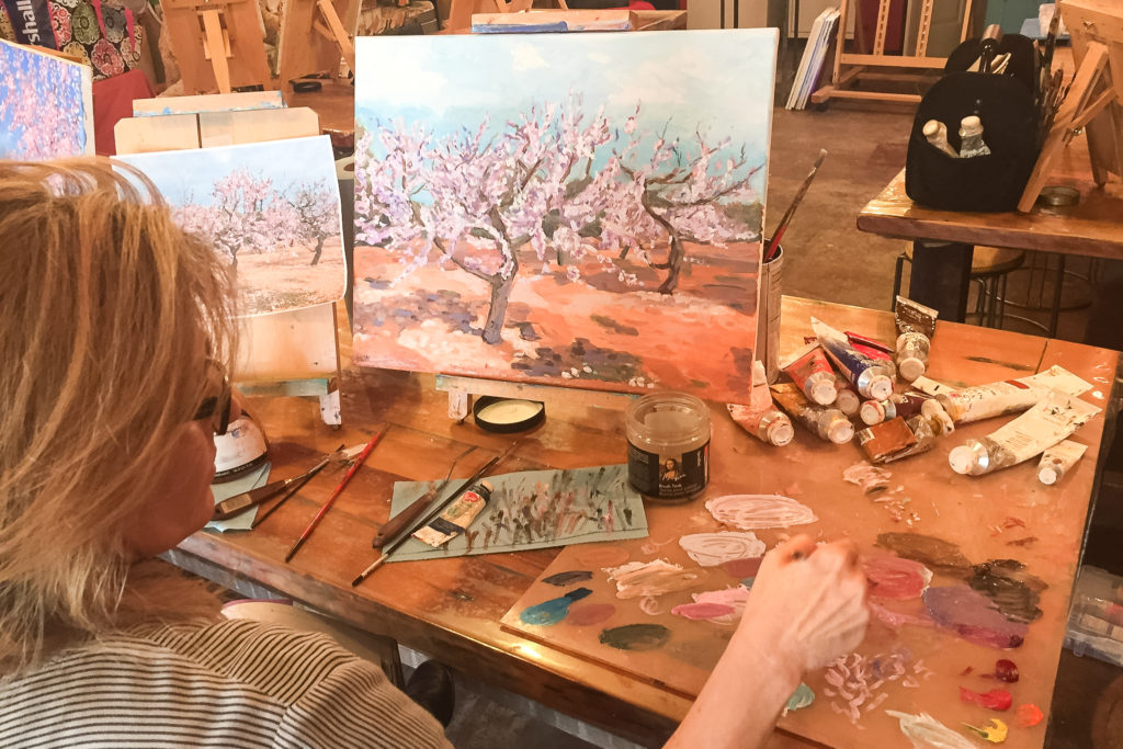 Adult Painting Classes Pittsburgh Area Pennsylvania