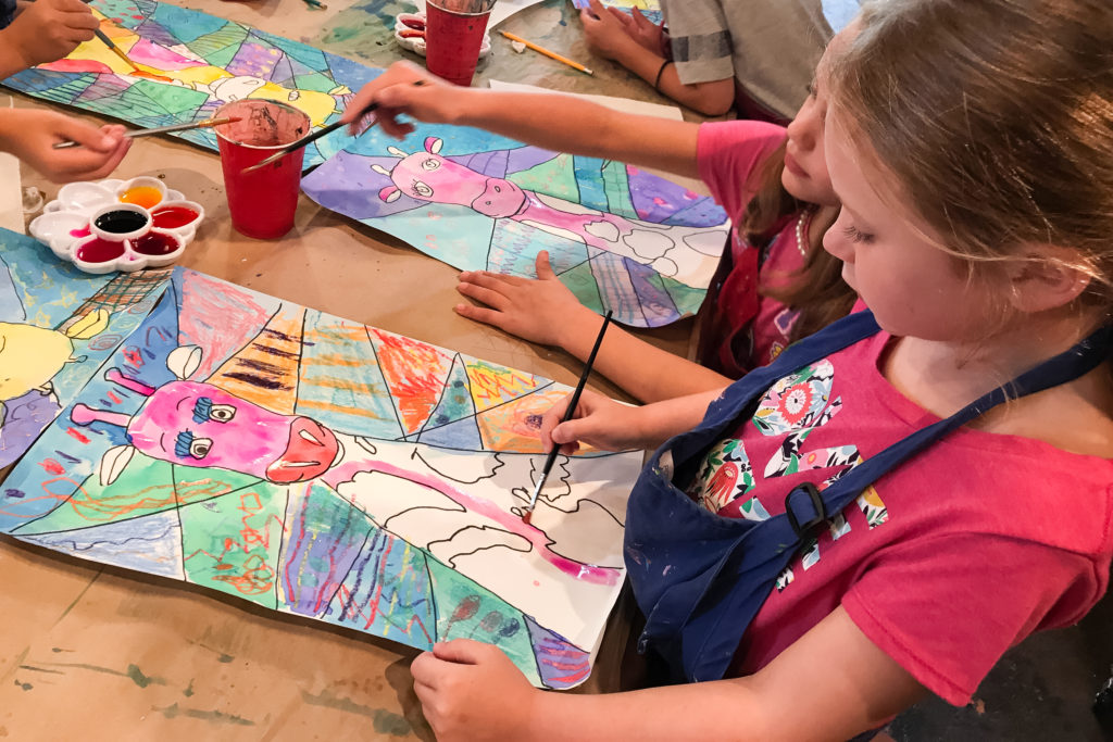 Art Lessons in Pittsburgh Region
